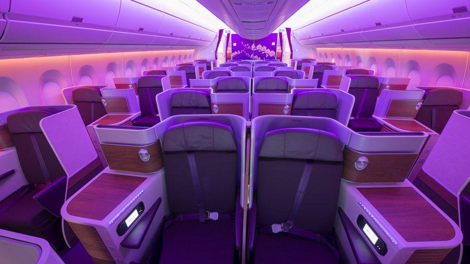 THAI AIRWAYS: TUTTO UN ALTRO VOLARE